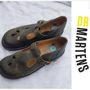 NWT Dr. Martens creepers 10
